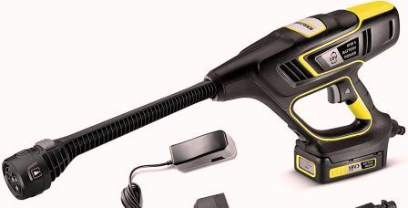 Best Portable Pressure Washer UK
