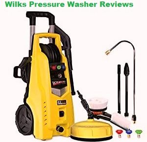 Best Wilks Pressure Washer Reviews UK