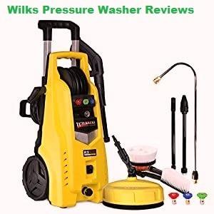 Best Wilks Pressure Washer Reviews UK