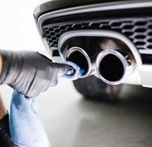 HOW TO CLEAN YOUR STAINLESS STEEL EXHAUST