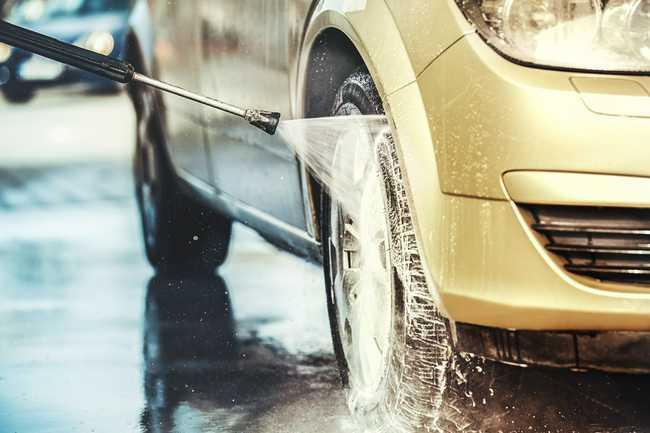 best car pressure washer uk