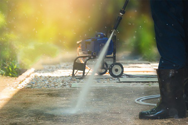 are pressure washers safe